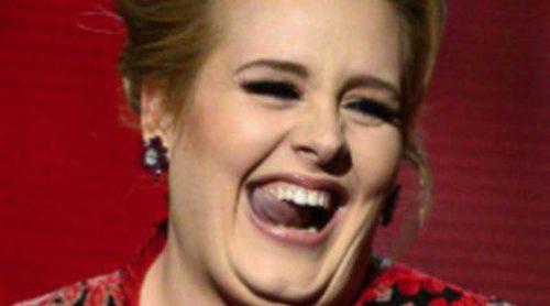 Adele gana el Brit 2013 a la mejor canción pero deja plantado a su país para ensayar en los Oscar 2013