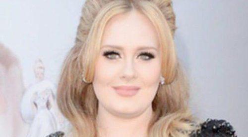 Adele se alza con el Oscar 2013 a Mejor canción original por 'Skyfall'