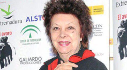 Muere María Asquerino a los 85 años: Adiós a una gran dama de la interpretación en España