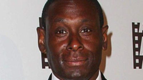 El actor de 'Homeland' David Harewood se ha casado con Kirsty Handy en Barbados
