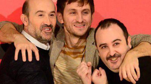 Miguel Ángel Silvestre, Blanca Suárez, Raúl Arévalo y el resto de 'Los amantes pasajeros' llegan a Madrid