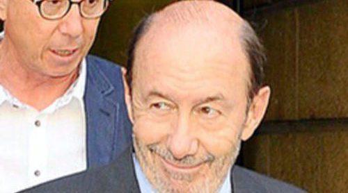 Alfredo Pérez Rubalbaba niega que Corinna zu Sayn-Wittgenstein recibiera escolta del ministerio del Interior