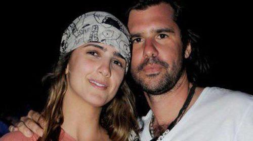 Antonio de la Rúa y Daniela Ramos se convierten en padres de una niña llamada Zulú