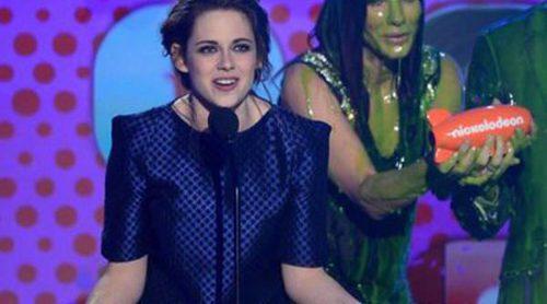 Kristen Stewart, Johnny Depp y Selena Gomez, entre los premiados de los  Nickelodeon's Kids' Choice Awards 2013
