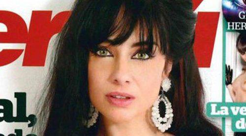 Beatriz Rico se desnuda en Interviú para anunciar su regreso a la televisión