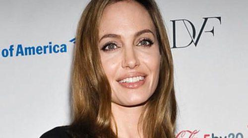 Angelina Jolie, Meryl Streep y Donna Karan asisten a la Cumbre Mundial de la Mujer