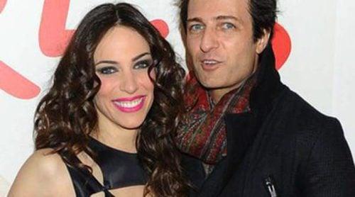 Jesús Olmedo y Giselle Calderón apoyan a Vanesa Romero y Nerea Garmendia en el estreno de 'Tres'