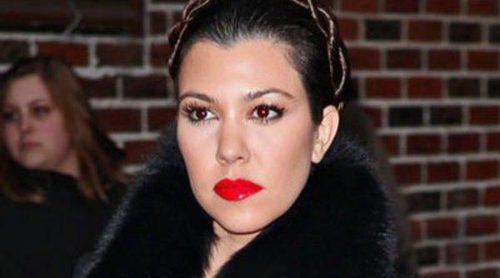 Kourtney Kardashian echa a Kim de su casa por contratar un investigador para Scott Disick