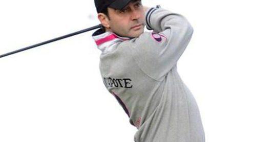 Luis Alfonso de Borbón, Guti y Enrique Ponce juegan al golf para el 'Desafío Fundación Seve Ballesteros