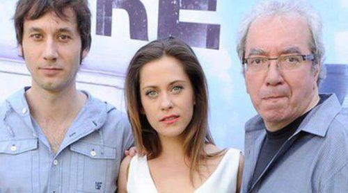 María León, Hiba Abouk y Paco Tous estrenan la segunda temporada de 'Con el culo al aire'