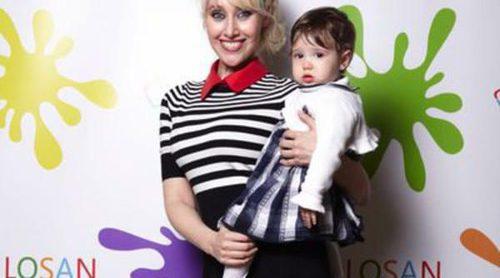 Innocence, María Esteve y Esmeralda Moya acuden a la inauguración de una tienda de ropa infantil en Madrid