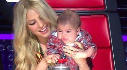 Shakira, Romina Belluscio y Elsa Pataky celebran por primera vez con sus hijos el día de la Madre