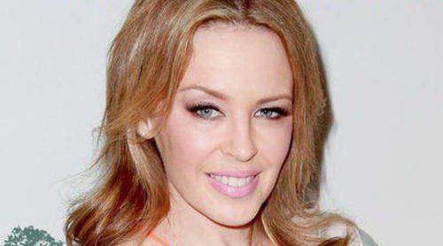 Kylie Minogue, Carolina Herrera y Bruno Mars, solidarios en una gala contra el cáncer