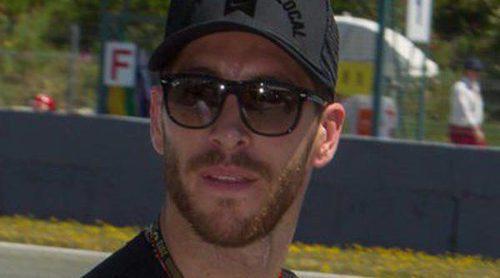 Sergio Ramos disfruta del Gran Premio de España de MotoGP sin Pilar Rubio