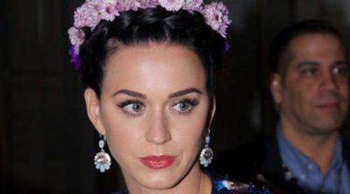 Katy Perry, Kylie Minogue y Emma Roberts asisten a una proyección especial de 'El gran Gatsby'