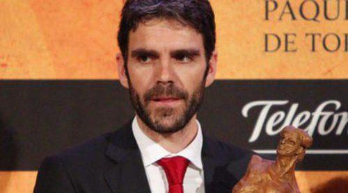 Ana Botella y Cristina Sánchez, testigos de la entrega a José Tomás de su cuarto Premio Paquiro