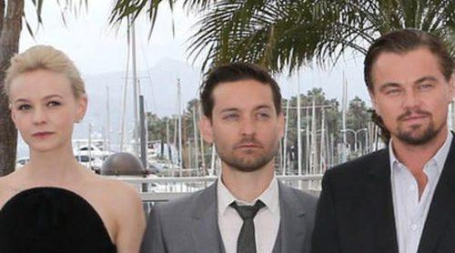 Steven Spielberg, Nicole Kidman y Leonardo DiCaprio, los primeros en desfilar en el Festival de Cine de Cannes 2013