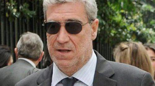 Miguel Ángel Rodríguez reaparece junto a la plana mayor del Partido Popular en el funeral de Mercedes de la Merced
