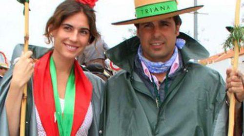 Simoneta Gómez-Acebo, Anabel Pantoja, Fran Rivera y Lourdes Montes, devotos de El Rocío