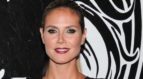 Heidi Klum, Joe Jonas y Hayden Panettiere presentan la nueva colección cápsula de Versace Versus