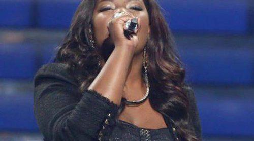Candice Glover gana la duodécima edición de 'American Idol' arropada por Pitbull, Psy y Jennifer Lopez