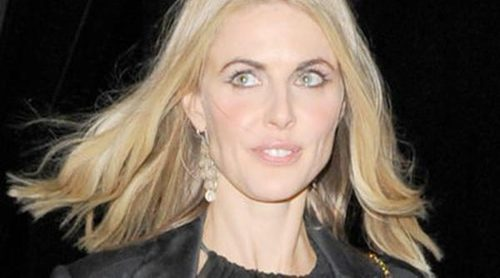 Donna Air sale de fiesta con la Princesa Beatriz de York y sin su novio James Middleton