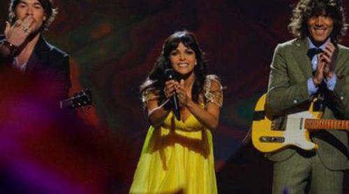 Raquel del Rosario tras perder en Eurovisión 2013: 'Me llevo una experiencia increíble, no la cambio por nada'