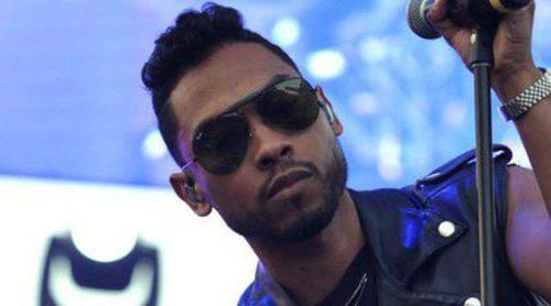 Un salto de Miguel golpea en la cabeza a una joven en los Billboard Music Awards 2013