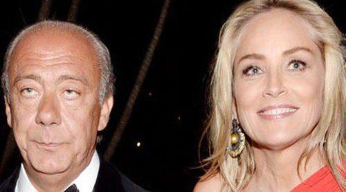Sharon Stone, Paris Hilton y Elisabetta Gregoraci celebran el aniversario de Grisogono en Cannes 2013