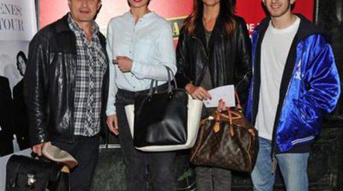 Miren Ibarguren, Melani Olivares, Helen Lindes y Rudy Fernández se divierten con '¡Martínez... que no eres bueno!'