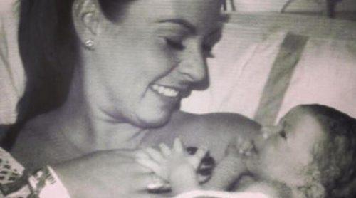 Coleen Rooney vuelve a casa tras dar a luz a su hijo Anthony Klay