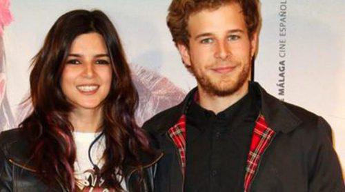 Clara Lago, Álvaro Cervantes y Úrsula Córbero asisten al estreno de 'La estrella'