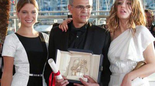 Léa Seydoux, Nicole Kidman y Bérénice Bejo deslumbran en la ceremonia de clausura del Festival de Cannes 2013