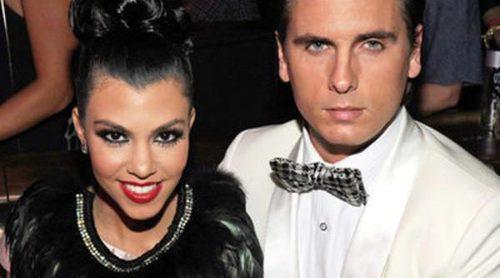 Kourtney Kardashian celebra el cumpleaños de su novio Scott Disick en Las Vegas