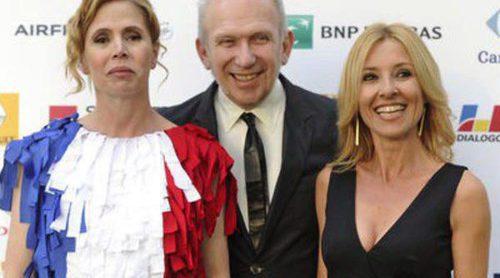 Ágatha Ruiz de la Prada y Jean Paul Gaultier reciben el X Prix Diálogo a la Amistad Hispano-Francesa