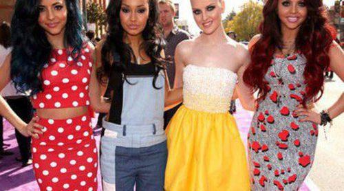Little Mix hace historia y supera a las Spice Girls en la lista Billboard con 'DNA', su disco debut