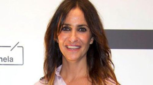 Dani Martínez, Marta Hazas y Bebe arropan a Melani Olivares en la presentación de la colección estival de Bendita Locura