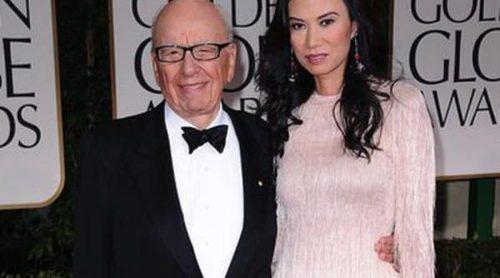 Rupert Murdoch y Wendi Deng se divorcian tras casi catorce años de matrimonio