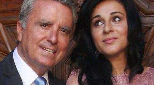 José Ortega Cano y Ana María Aldón bautizan a su hijo José María marcados por las ausencias