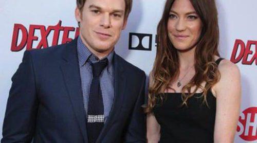 Michael C. Hall y Jennifer Carpenter presentan la octava temporada de 'Dexter'