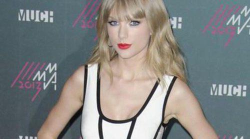 Taylor Swift, Austin Mahone y Demi Lovato asisten a los MuchMusic Video Awards 2013