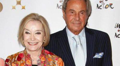 Arturo Fernández y Nuria Espert reciben los premios de La Casa del Actor 2013