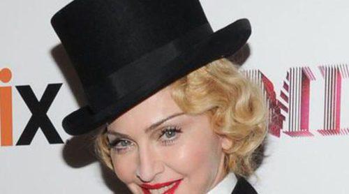 Madonna estrena mundialmente su documental 'Madonna: The MDNA Tour' en Nueva York