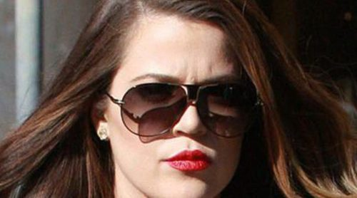 Kourtney y Khloe Kardashian disfrutan de una jornada de compras con su madre Kris Jenner