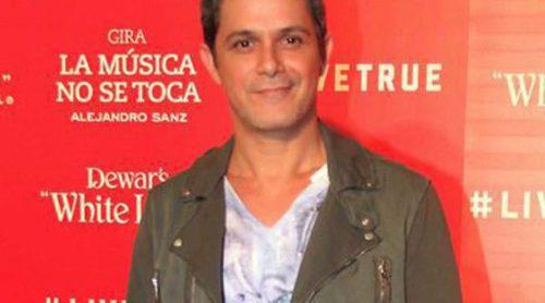 Alejandro Sanz triunfa en su concierto en Sevilla con David Bisbal, Pablo Alborán y Malú