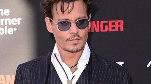 Johnny Depp y Armie Hammer acaparan las miradas de la premiere de 'El llanero solitario' en Disney California Adventure