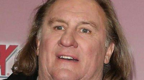 Gérard Depardieu, involucrado en un accidente de tráfico en Moscú del que ha salido ileso