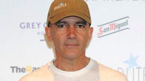 Antonio Banderas desvela que cantará junto a Alejandro Sanz en la Starlite Gala 2013