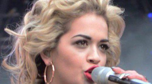 Rita Ora, Arctic Monkeys y Beady Eye se lucen en el festival Glastonbury 2013