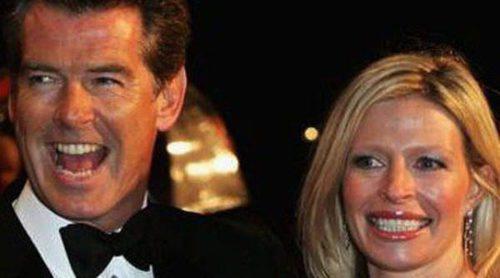 Muere la hija de Pierce Brosnan a causa de un cáncer de ovarios